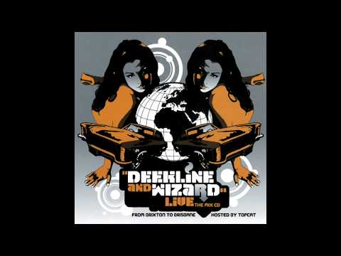 Deekline & Wizard - Live from Brixton to Brisbane [FULL MIX] mp3