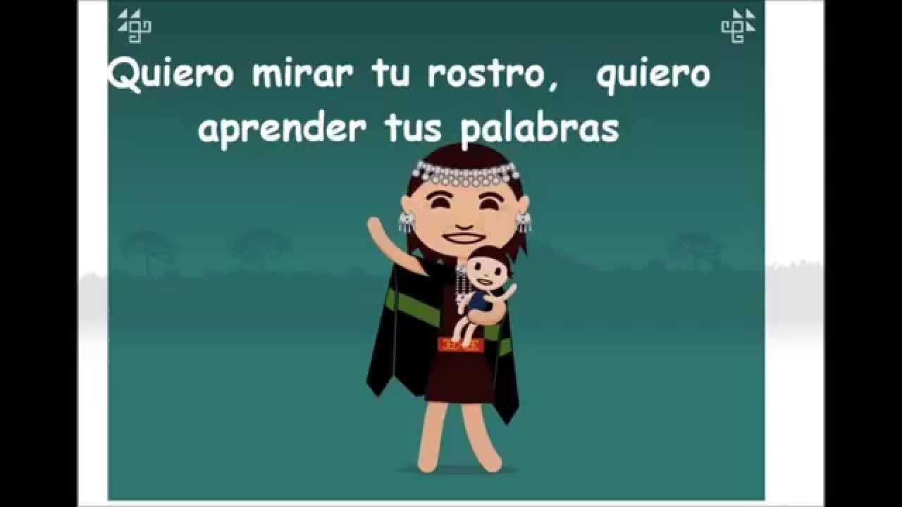 Frases De Amor En Portugués Traducidas Al Español: Poema Para La Madre, En Mapuzungun