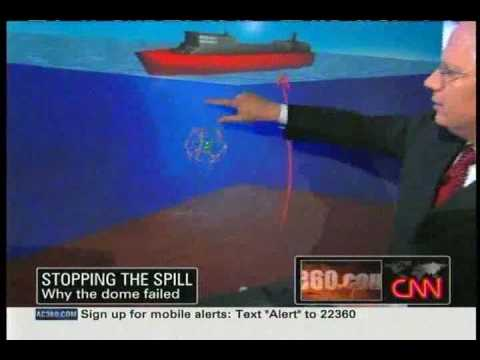 How the Oil Spill Containment Dome Failed