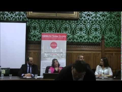 Westminster Debate 'The Republican People's Party's (CHP) Political Outlook in the 'New Turkey' 1