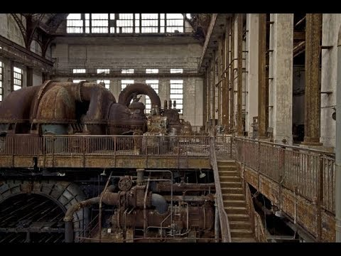 Abandoned GINORMOUS Power Plant FOUND MASTER CONTROL ROOM