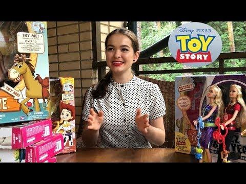 The Toy Story Collection. Thinkway Toys. История Игрушек. Моя Коллекция. Часть 1.