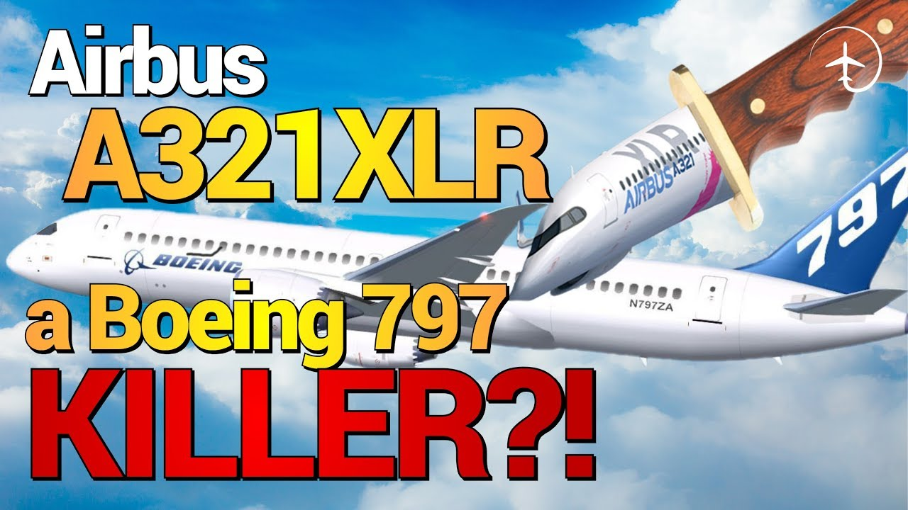 Did Airbus just kill the Boeing 797?!