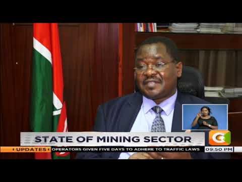 State Of Mining Sector In Kenya