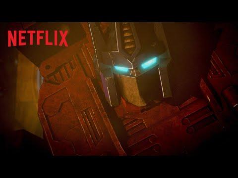 Transformers: War For Cybertron Trilogy: Siege   New York Toy Fair   Netflix