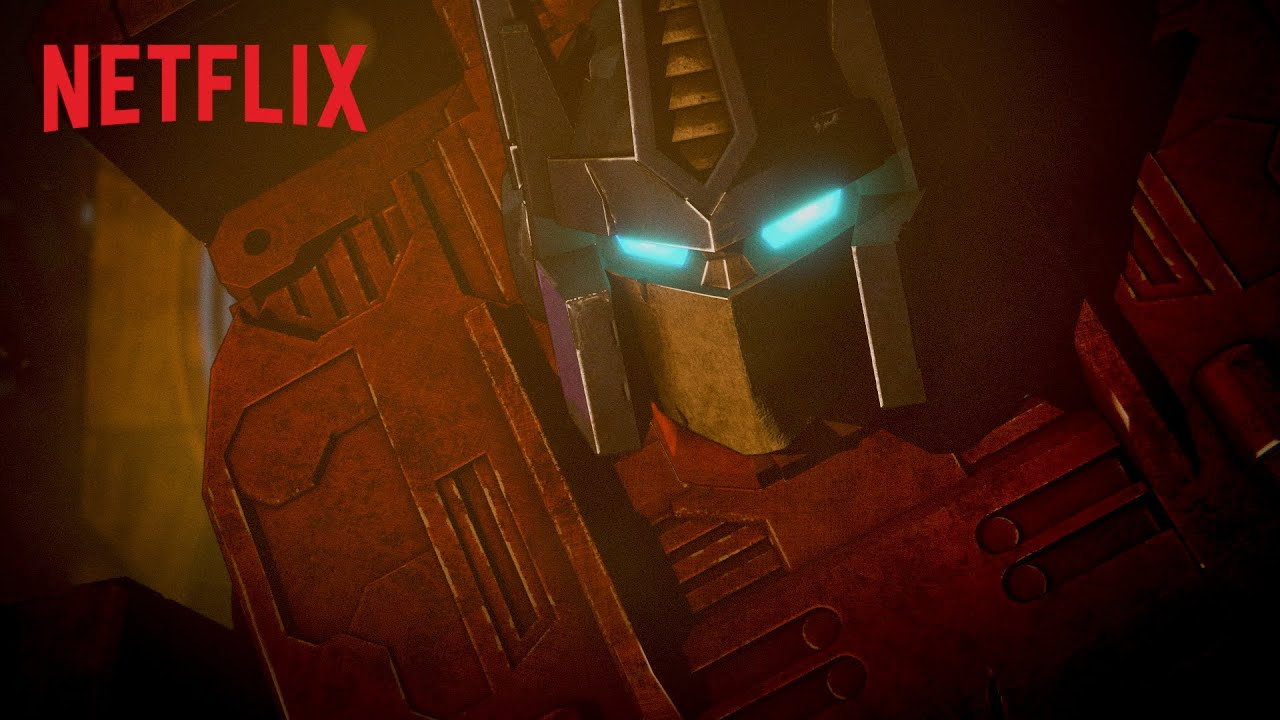 Transformers: War For Cybertron Trilogy: Siege | New York Toy Fair | Netflix