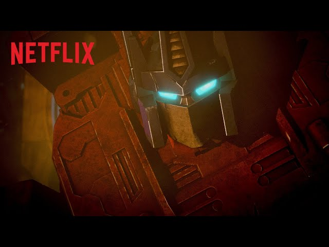 Transformers: War for Cybertron trailer stream