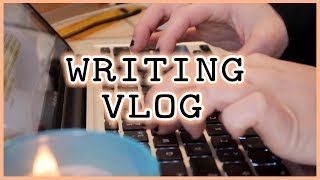 EL PLAN DE GRACE + Update de cómo llevo la novela · WRITING VLOG | Christine Hug
