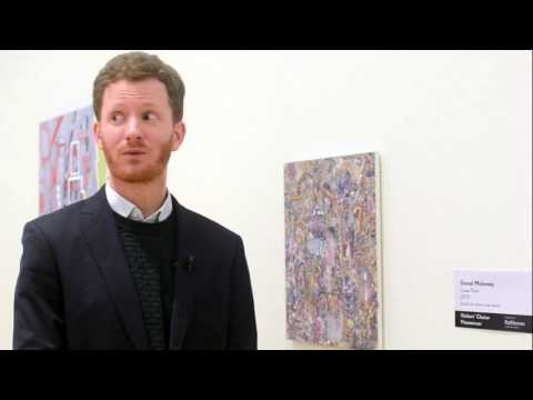 Artist Donal Moloney on winning the JM2016 Visitor's Choice Prize