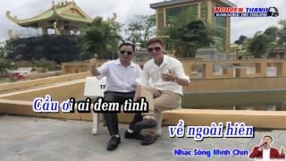 [ Karaoke ] Liên Khúc Nhạc Sống Minh Chín - Chị Tôi ( Beat Nhạc Sống Mới )