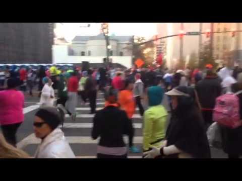 Pre Richmond Marathon