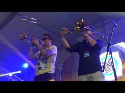 Skafunderz - Live at Campus Festival - Debrecen / Hungary - 21.7.16 - Euro-PA