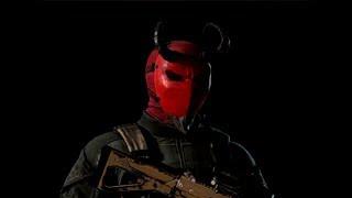 Scary Halloween Cemetery Broken Devil Mask Solo Challenge Ghost Recon Wildlands