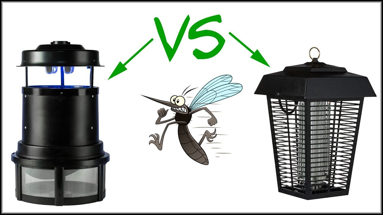 Top 20 Best Mosquito Traps (2019 Review) - Pest Wiki