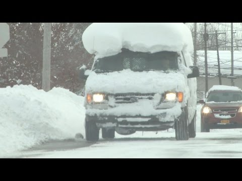 Snow Storm: Buffalo Declares State of Emergency