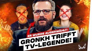 KRASS: Gronkh trifft auf TV-LEGENDE! • FAIL: Spenden für Familie Ritter! | #WWW