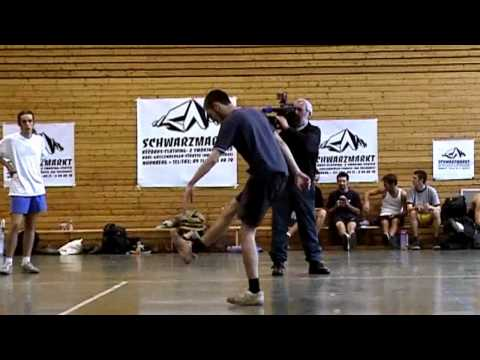 Footbag Freestyle   Hacky Sack   Do It !!!
