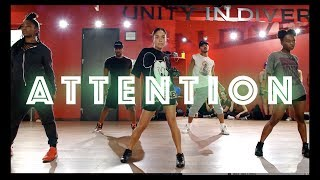 "Charlie Puth - ""Attention"" - JR Taylor Choreography"