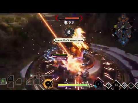 видео: paragon ps4 Новый герой Кванг