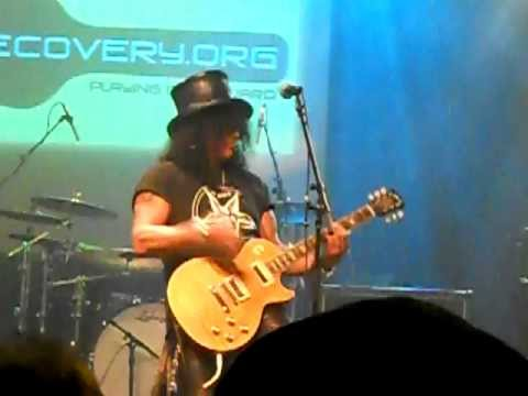 Always on the Run - Slash ft. Lisa Kekaula Road Recovery Benefit