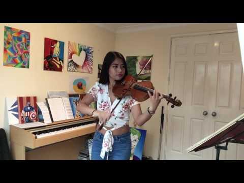 Moon Trance - Lindsey Stirling Violin Cover