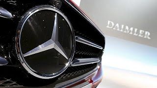 Рост операционной прибыли Daimler - economy