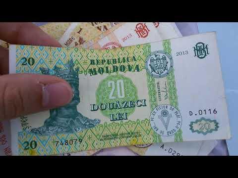 #Currency special part 88: Moldova Leu