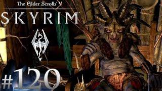 The Elder Scrolls V: Skyrim с Карном. #120 [Наши новые друзья риклинги]
