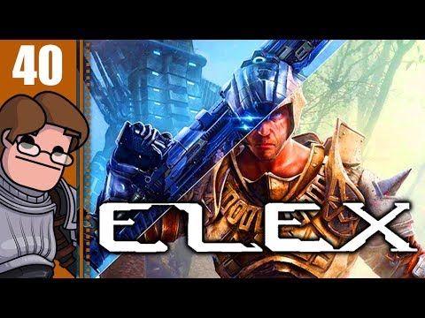 Let's Play ELEX Part 40 - Here's the Contract... oh?