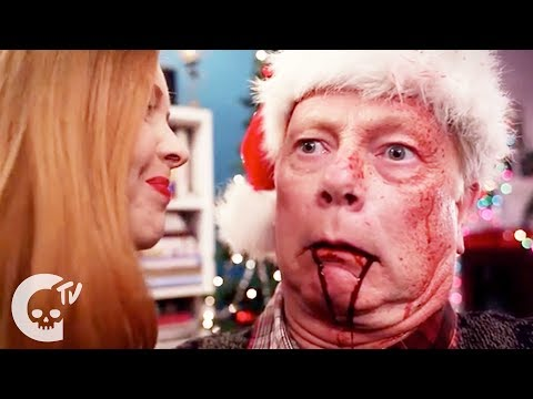 Family Photo  Short Scary Christmas Video  Crypt TV