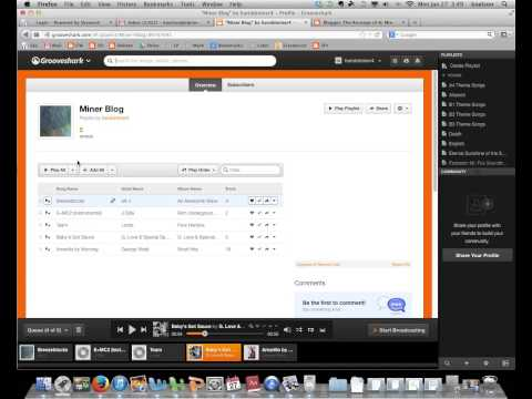 How to add music to your blog