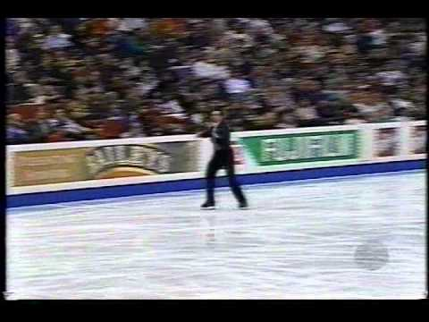 Michael Weiss (USA) - 1998 World Figure Skating Championships, Men