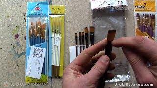 видео Алиэкспресс товары для рисования, краски, кисти, мольберты с AliExpress