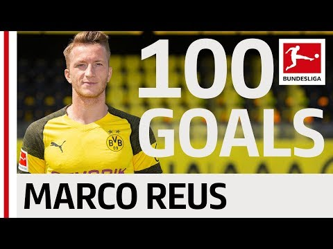 Marco Reus - All 100 Bundesliga Goals