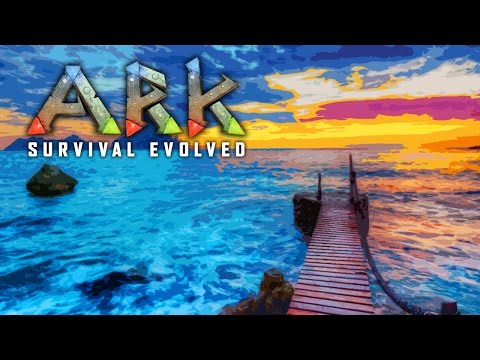 BUILDING AN OCEAN BRIDGE ★ ARK: Survival Evolved (48)