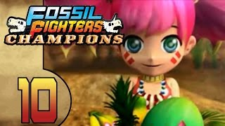 Fossil Fighters Champions (DS) Part 10 (BB Brigade Commander Cole)