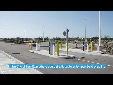 'Taking Off' Highlights Parking Lot, October 8 2020