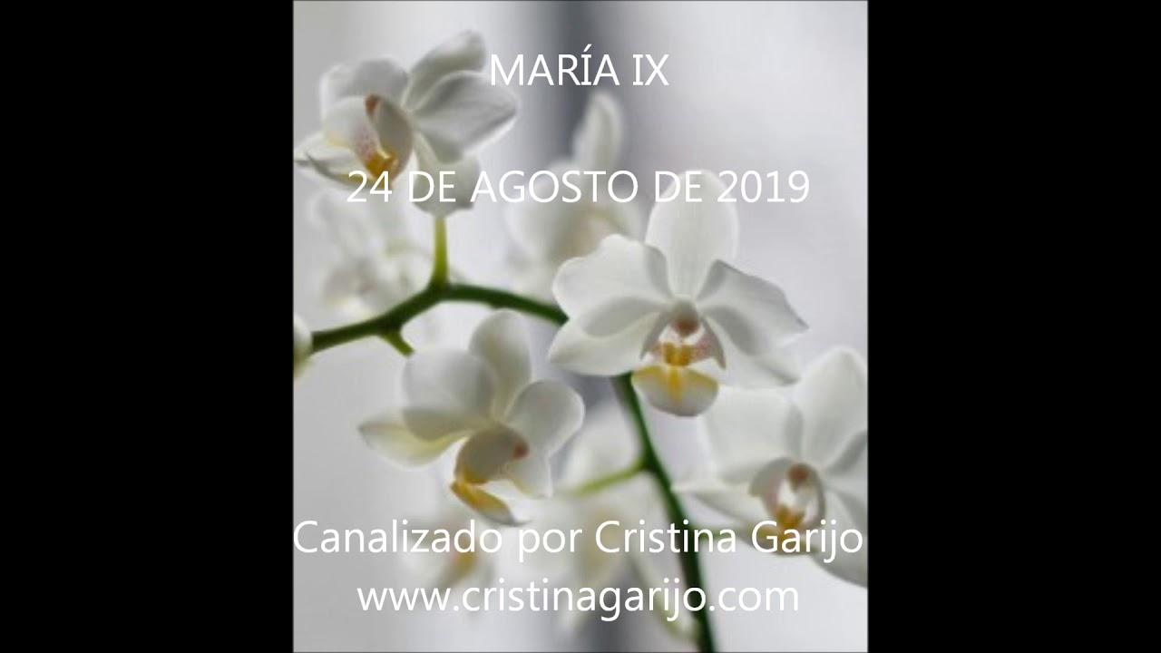 CANALIZACIÓN MARÍA IX