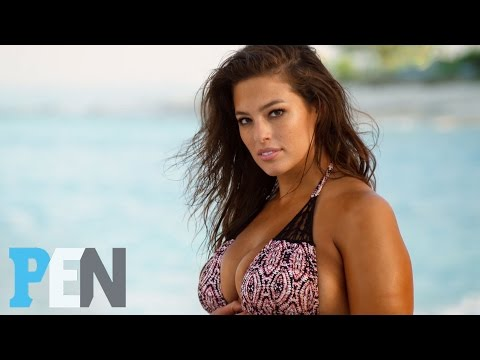 Ashley Graham: 'The Smaller The Bikini, The Better' | PEN | Sports Illustrated Swimsuit. http://bit.ly/2EyVLXw