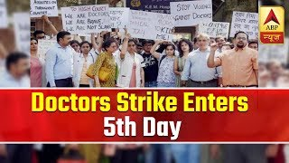 West Bengal: Doctors Strike Enters 5th Day | ABP News