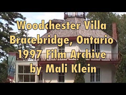 The Real Rene Caisse Room - Bracebridge Ontario 1997