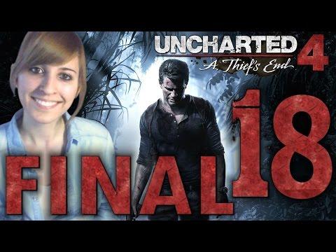 Uncharted 4 #18 FINAL - El desenlace del ladrón + Epílogo - Let's Play Español || loreniitta90