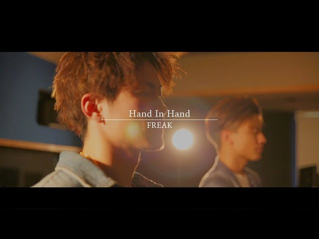 FREAK / Hand In Hand(Cover MV Short Ver.)