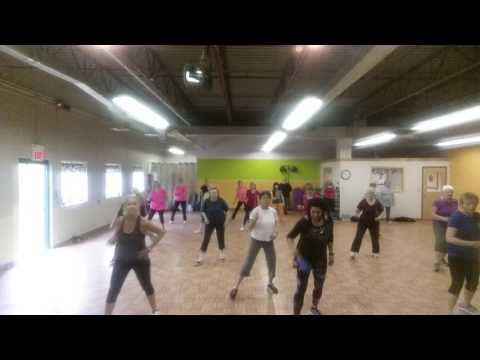Zumba Gold Play That Song by Train