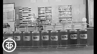 Секреты языковой лаборатории. Москва. 1971 год