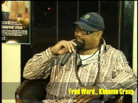 US Economy  Fred Ward & The Khnemu Group pushes education & economics in the hood