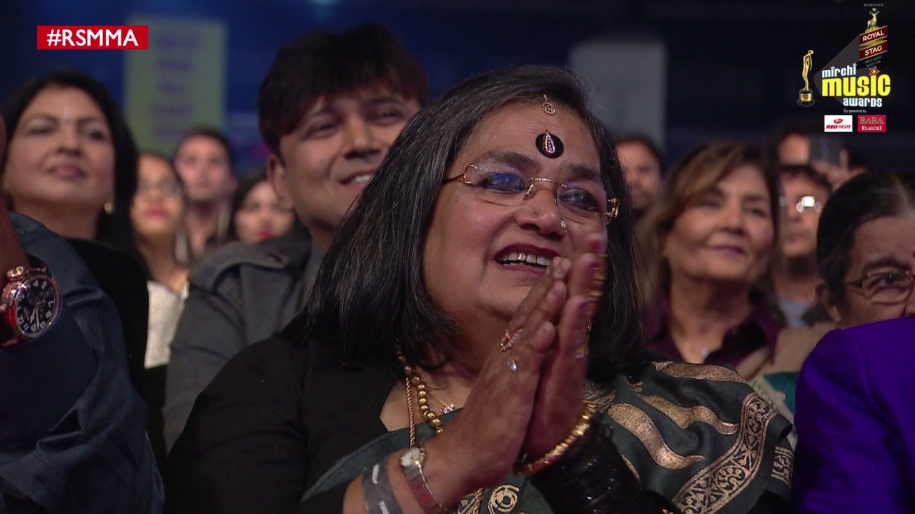 Usha Uthup Medley By Aditi Singh Sharma, Antara Mitra, Shweta Pandit, Jasmine Sandlas  #rsmma