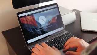 OS X El Capitan first look!