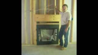 Gas Fireplace Rough-in