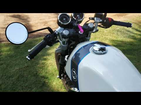 Royal Enfield Continental GT650 Hindi Walkaround review